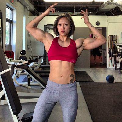 Julia Axford (Jax) - Julia Axford 033 - Great Muscle Bodies