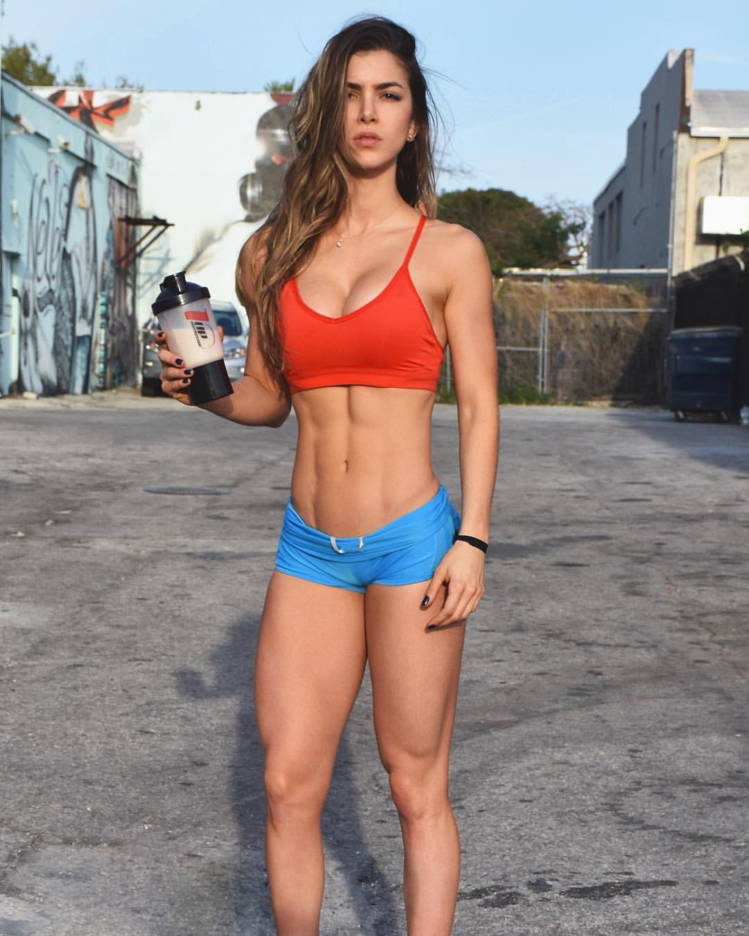 Anllela Sagra Nude Photos 87