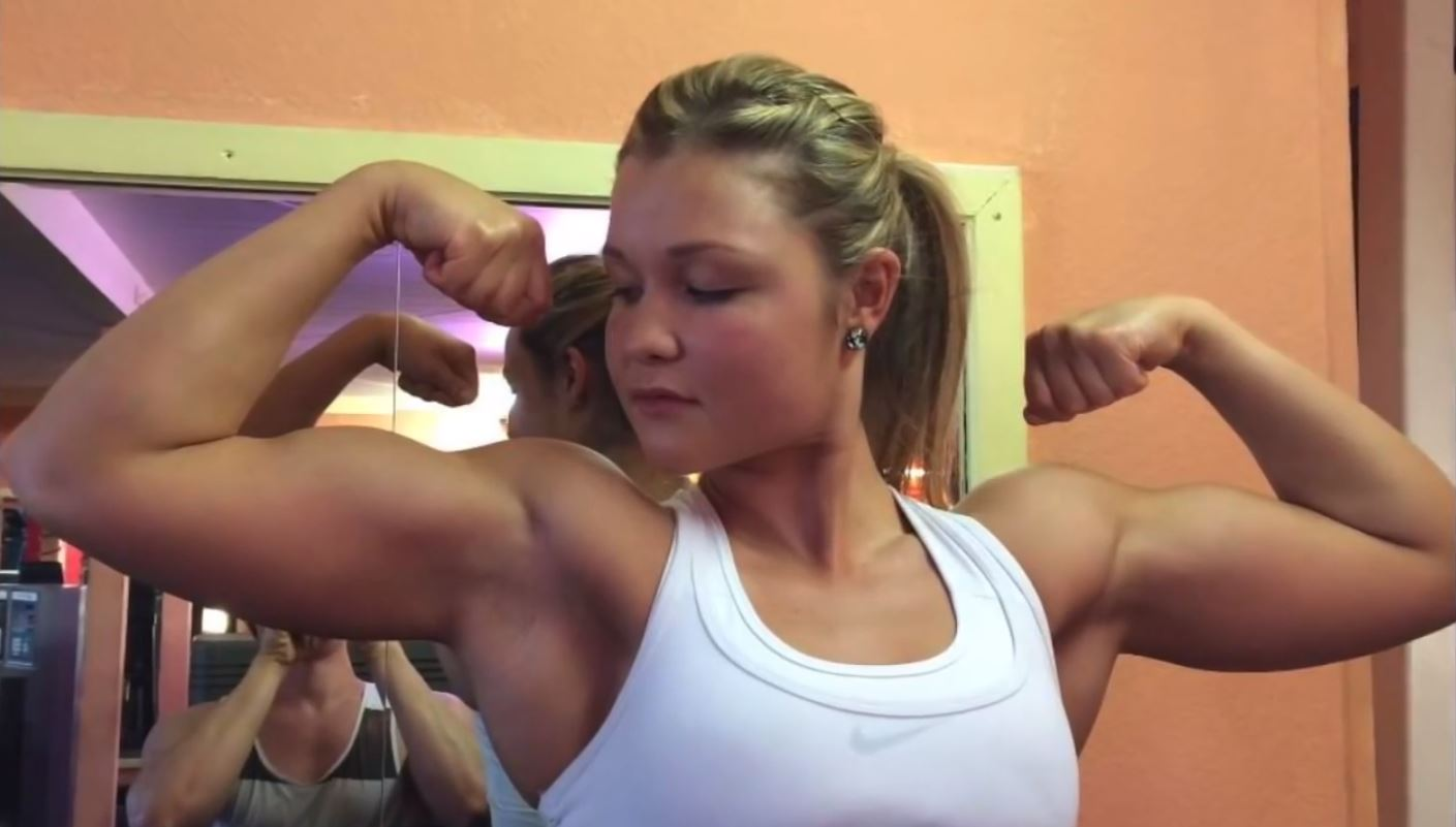 Sophia Thiel Sophia Thiel 120 Great Muscle Bodies