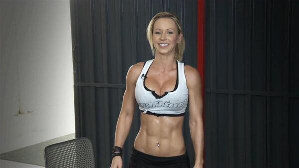 Bodyrock Zuzana